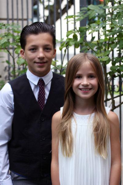 Louisa I. & Lukas I.