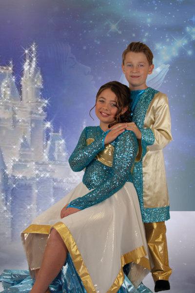Luisa I. & Nick II.